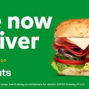 Subway se alía con Uber Eats para ampliar su delivery