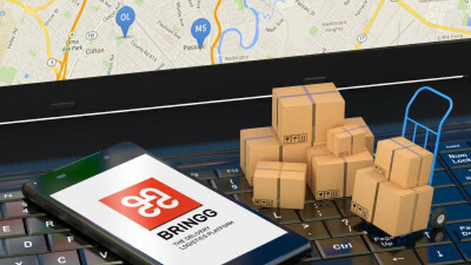 Bringg, organizadora de las 'colmenas' de Mercadona, amplía su red de entregas