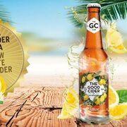 Eva Group lanza su versión radler con sidra y limón