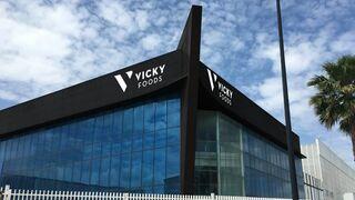 Vicky Foods crece en el exterior
