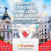 AliExpress abrirá su primera tienda física en España