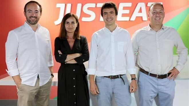 Just Eat refuerza su cúpula directiva en España