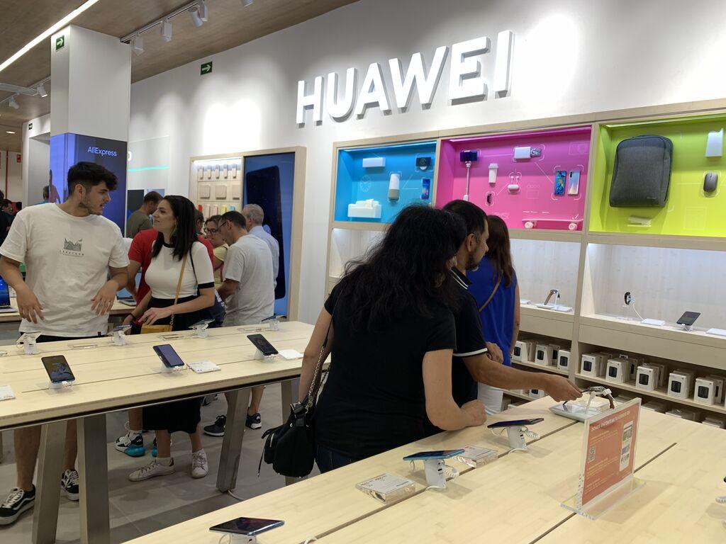 Huawei, la punta de lanza de las marcas chinas de smartphones
