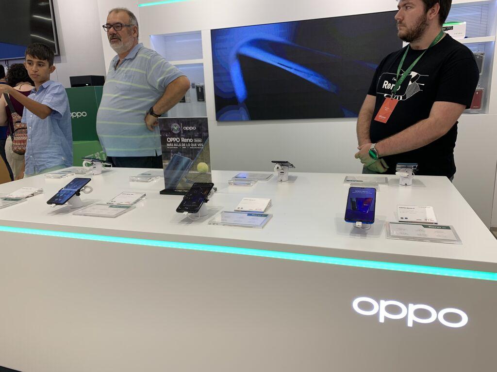Oppo, poco conocida pero destacada marca de smartphones.