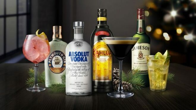 Pernod Ricard une su red de distribución de destilados y vinos  en España