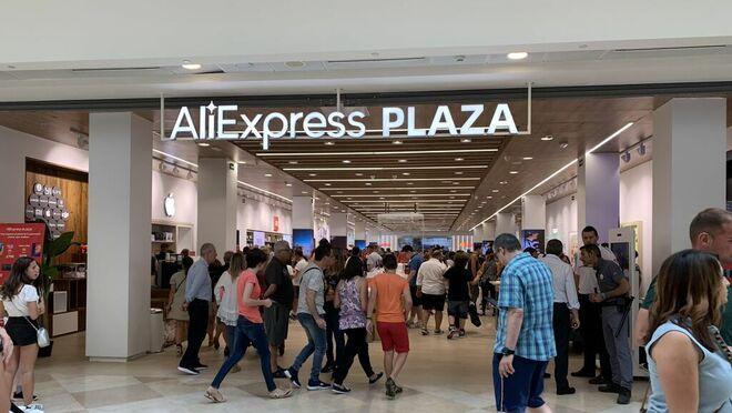 Aliexpress abrirá su primera tienda física en Barcelona el 29 de noviembre