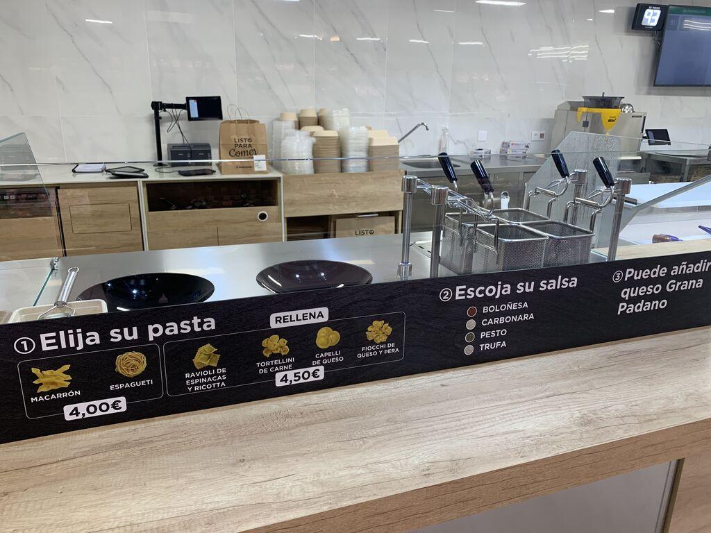 """La pasta también la puede personalizar """"el jefe"""" en esta sección abierta en Las Tablas el 16 de agosto"""