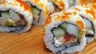 Sushi y pescado refrigerado ganan la carrera en la cesta de la compra