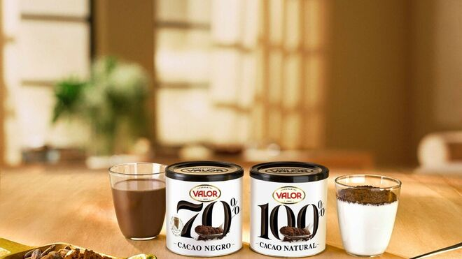 Chocolates Valor amplía su familia de cacao negro