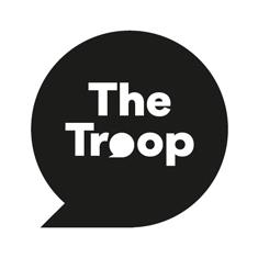 Logo The Troop