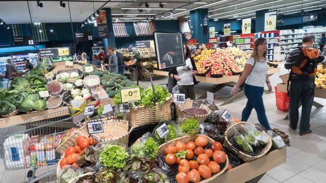 Eroski aumenta sus ventas en frescos de origen local