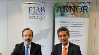 Fiab y Aenor firman un acuerdo de colaboración