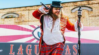 La cerveza Lagunitas monta un circo en pleno Madrid