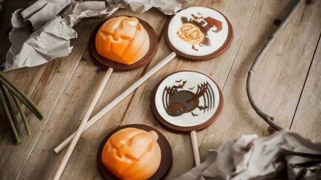 Chocolates Valor endulza Halloween