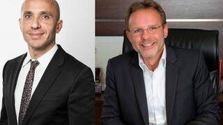 Rami Baitiéh (Carrefour) y Jacques Reber (Nestlé) se unen a la cúpula de Aecoc