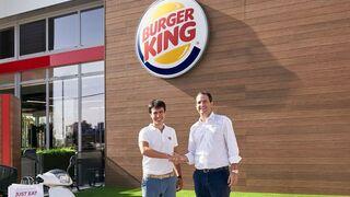 Just Eat suma más de 400 Burger King a su plataforma