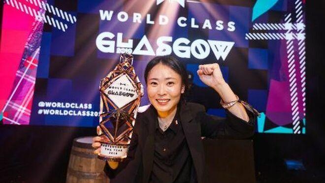 La coreana Bannie Kang, Mejor Bartender del Mundo 2019