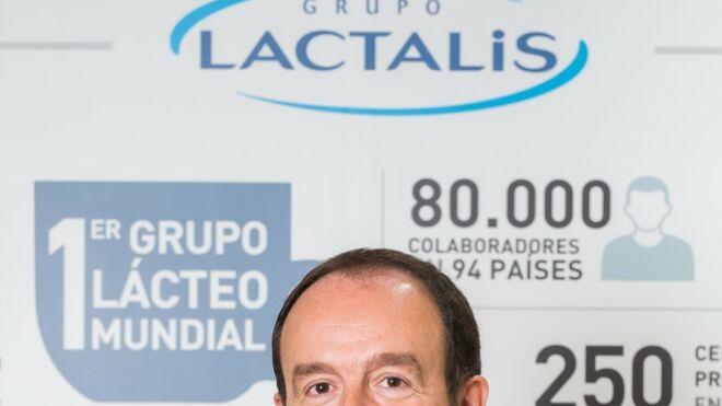 Ignacio Elola asciende en el escalafón de Lactalis Iberia