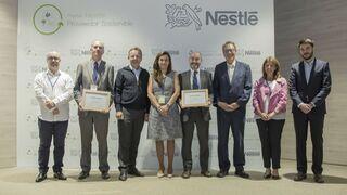 Nestlé premia la labor de sus proveedores