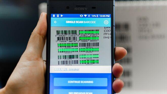 Innovación en el retail: la app para leer los códigos de barras