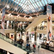 Bajan las visitas a los centros comerciales en septiembre
