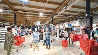 Eroski invierte dos millones en su nueva colección de textil