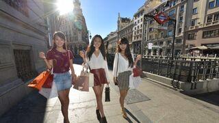 La alianza de El Corte Inglés y Alibaba dispara el consumo chino en España