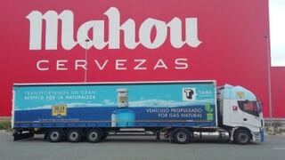 Mahou San Miguel se aplica en materia logística