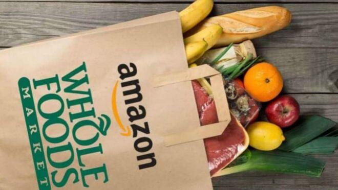 Amazon incorpora productos de Whole Foods con entrega en dos horas