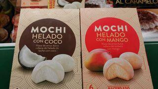 Mochi, el popular helado de Mercadona que no llega a todos sus súper