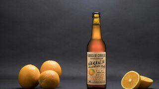 La naranja protagoniza la nueva cerveza de Estrella Galicia