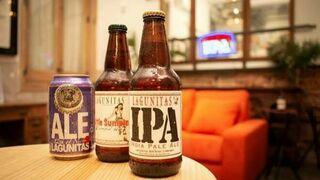 Lagunitas, la cerveza IPA de California que se saborea en España