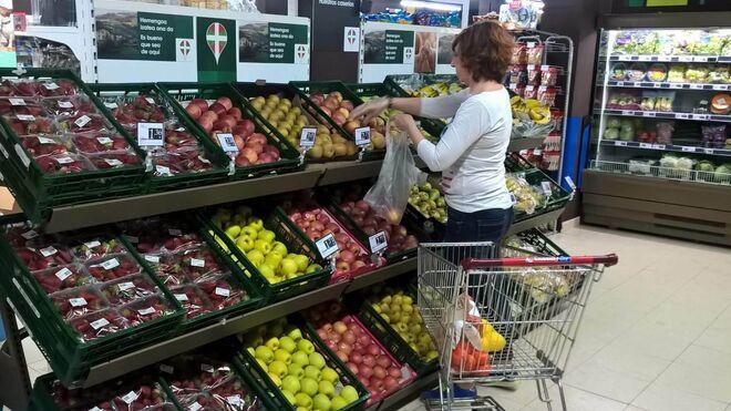 La venta de frutas y hortalizas ecológicas crece el 15%