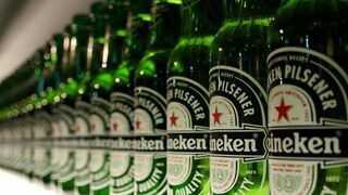 Heineken: menor beneficio del previsto para 2019