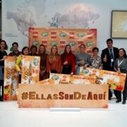 #EllasSonDeAquí, a través de manzanas Livinda, entrega 23.050 € para patrocinar cinco proyectos deportivos