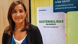Ana Palencia reúne en un libro los 'éxitos sostenibles' de Unilever