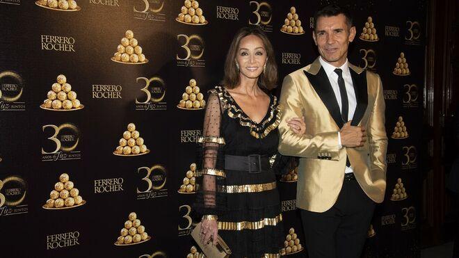 Ferrero Rocher celebra sus '30 años de luz' en España