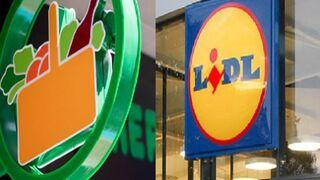 Mercadona duplica a Lidl en apertura de supermercados en una década