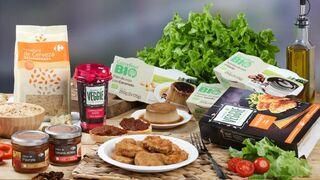 Carrefour refuerza su gama de productos veganos
