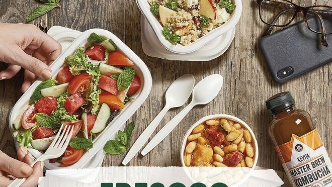 FrescCo presenta su nuevo delivery vegetariano