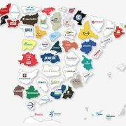 El mapa de las empresas agroalimentarias más relevantes en cada provincia