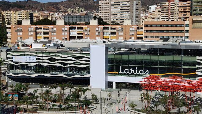 El centro comercial Larios Centro resurge en Málaga