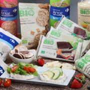 Carrefour lanza su nueva gama de tortitas de cereales