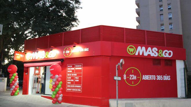 Grupo Mas avanza en la expansión de su modelo Mas&Go en Sevilla