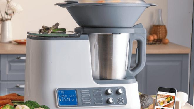 Aldi lanza su robot de cocina para competir con Lidl y Thermomix