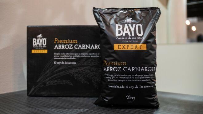 Bayo lanza su gama de arroces premium para la alta cocina