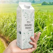 Tetra Pak innova con envases de polímeros vegetales