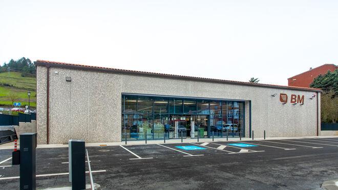 BM Supermercados abre su nueva tienda en Potes (Cantabria)