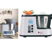 Lidl y Aldi se retan este sábado: batalla por el robot de cocina
