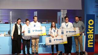 Makro elige a los ganadores de su Campeonato Gastronómico